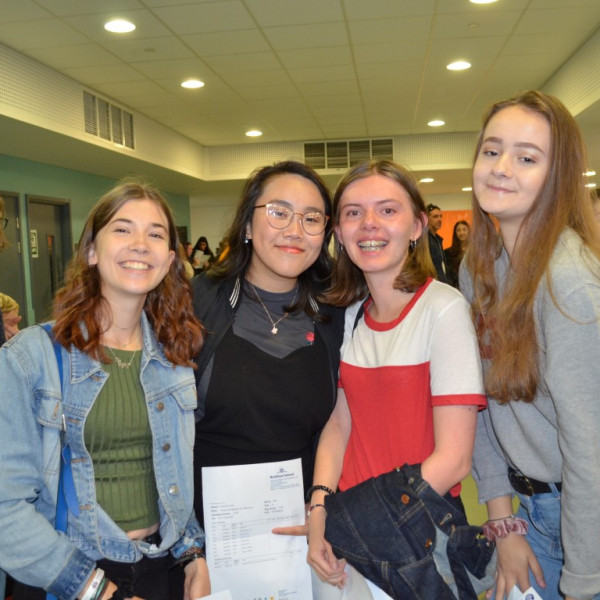 Beckfoot exam results (8)